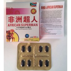 African superman sex pills