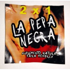 La pepa negra male pills 2*1